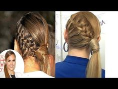 Want To Care For Your Brittle Hair? Try These Tips ** You can find more details by visiting the image link. Braided Hairstyles, Wedding Hairstyles, Brittle Hair, Girls Braids, Hair Raising, Love Makeup, About Hair, Hair Designs, Hairdresser