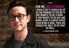 10 Famous Men Made Hotter by Feminism - Cosmopolitan.com