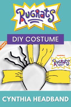 Diy Costumes, Costume Ideas, Halloween Costumes, Rugrats Costume, Cree Summer, Tara Strong, Fairly Odd Parents, Foam Sheets, Party