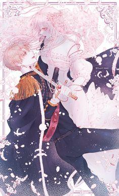 Anime Art Girl, Manga Art, Manga Anime, Anime Girls, Anime Couples Drawings, Anime Couples Manga, Kawaii Anime, Manhwa, Anime Amor