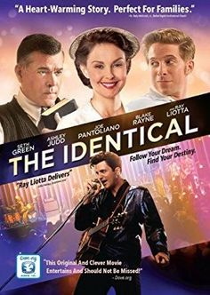 Ray Liotta & Seth Green & Dustin Marcellino-The Identical