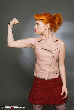 Hayley Williams is like the best person ever ever ever