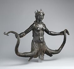 Siren possibly commissioned by the Colonna  Date: ca. 1571–90 Culture: Italian, Rome
