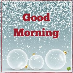 This colorful collection of good morning wishes for Christmas will help you keep up with the season's spirit while keeping you company on working days. Good Morning Winter, Good Morning Christmas, Good Morning Today, Morning Wish, Merry Christmas And Happy New Year, Christmas Wishes, Christmas Art, Christmas Photos, Xmas