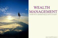 """Myra & Co. - Wealth Management Wisdom   Hit """"Like"""" & spread the wisdom."""