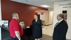We're proud that the Culinary Academy of Las Vegas has asked Findlay FIAT to tour their facilities in hopes of finding ways to partner to help our community.