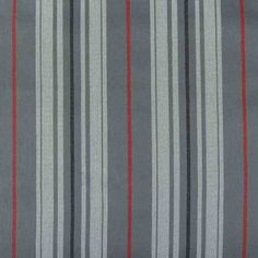 ... Grey Red Curtains : Images About The Nook On Pinterest Fabric Shower ...