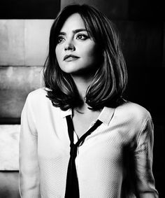 Jenna Coleman in Entertainment Weekly and Empire Magazine for Doctor Who