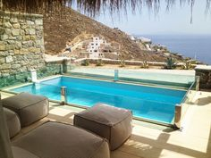 Fashion Foie Gras: Where to stay in Mykonos: Myconian Villa Collection