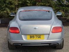 Bentley Continental 6.0 W12 GT 2dr
