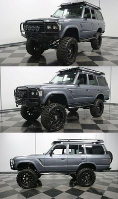 Land Cruiser, Offroad, Cars For Sale, Toyota, Off Road, Cars For Sell