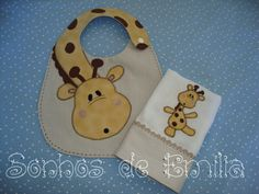 Kit babador Girafa | Flickr – Compartilhamento de fotos!