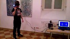 MemMachina #oculus #kinect #psmove