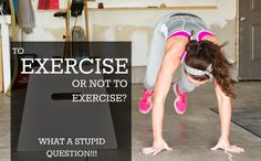 MY FITNESS CLASS: PART 3: PUTTING IT ALL TOGETHER! great informational page