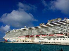 #NorwegianBreakaway in #Bermuda Norwegian Breakaway, Caribbean, Sailing, Cruise, Florida, Nyc, New York, Vacation, Summer