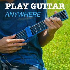 Play guitar anywhere with the jamstik+ www.jamstik.com