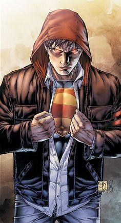 Earth One Superman