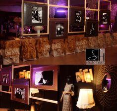 Speakeasy 40th Birthday Bash » Studio Heart Boutique Weddings & Events