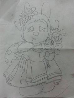 joaninha jardineira