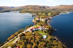 Keltic Lodge Resort, near Ingonish, Cape Breton, Nova Scotia Canada National Parks, Parks Canada, O Canada, Canada Travel, Places To Travel, Places To See, Travel Destinations, Canada Pictures, East Coast Road Trip