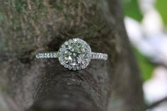 A. Jaffe & Hearts on Fire Engagement Ring by ChristiesFine on Etsy, $4150.00