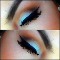 .i love that colour i MUST go shopping for makeups soon