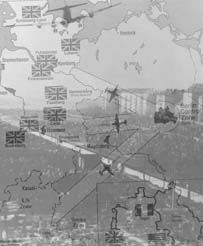October 14, 1948: During the Berlin Airlift flight operations of the British and United States are unified under one operational command. This occurs under the leadership of US Air Force Lieut-Gen William H. Tunner.
