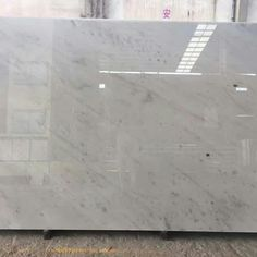 2cm Oriental White Marble Slab Polished