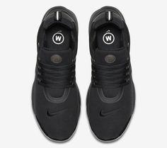 wholesale dealer 03156 bcfb0 Nike Air Presto Tech Fleece-Black-Black-4 London Fashion, Runway Fashion