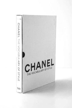 A book on glamour and fashion by Chanel...how enticing!