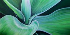 """Garden Groove"" Original Oil on Canvas. 24x36 SOLD!"
