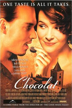 Chocolat - Lasse Hallström (2000).