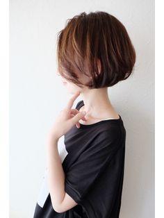 Hair salon Lucia 【ルシア】 ★Lucia★大人可愛い 小顔ショートボブ☆
