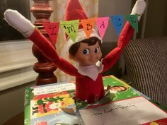 Finn the Elf. Day 1