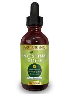 Intestinal Edge™- All Natural Parasite Cleanse - Large 2 oz Bottle