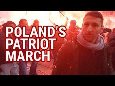 Poland's Independence Day march attracted some + people this year. Contrary to leftist media claims, this march is (and always has been) a peaceful p. Patriots, Polish, Peace, Youtube, Movie Posters, Vitreous Enamel, Film Poster, Manicures, Film Posters