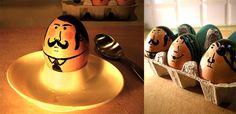 Painted Eggs for Easter | Handmade Charlotte