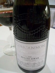 One of the best Petite Sirah's I have had to date. 2008, I have a bottle of 2009 still waiting to try