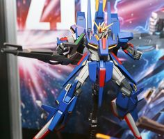 [CHARA HOBBY 2014] HGUC 1/144 ZII : New PHOTOREPORT No.12 Hi Res Images, Info http://www.gunjap.net/site/?p=200967