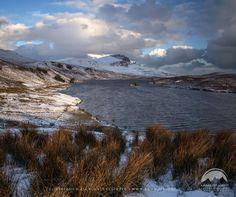 Loch Fada & Old Man Storr, Isle of Skye, Scotland.