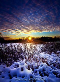 Wisconsin Winter by Phil Koch