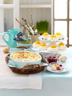 Wir lieben Traditionen. Und diese ganz besonders: der Osterbrunch bedeutet Festagsglück für die ganze Familie. Süß oder herzhaft? Was