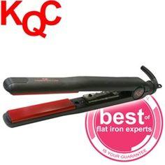Flat Iron Experts – KQC X-HEAT Ceramic Styling Iron