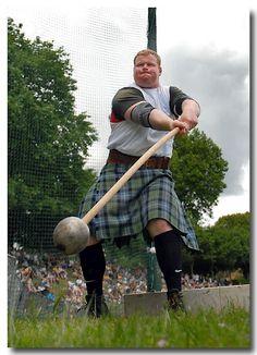 Highland games à Bressuire