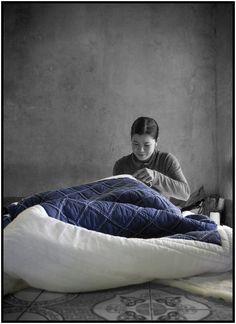 #quilt #handmade #Vietnam #socialbusiness #development Social Business, Bean Bag Chair, Vietnam, Quilts, Sewing, Handmade, Women, Comforters, Dressmaking
