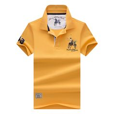High Quality Tops&Tees Men's Polo shirts Business men brands Polo Shirts embroidery Turn-down collar mens polo shirt 9099 – Man Fashion 2020 Polo Shirt Style, Polo Shirt Outfits, Polo T Shirts, Golf Shirts, Kids Shirts, Polos Tommy Hilfiger, Polo Shirt Embroidery, Polos Lacoste, Formal Men Outfit
