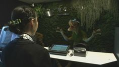 Dinosaur receptionists were on standby as a hotel staffed mostly by robots and automatons opened in Tokyo, Japan. Hotel Staff, Receptionist, Latest Gadgets, Tokyo, Japan, Robots, Indie, Asia, Tech