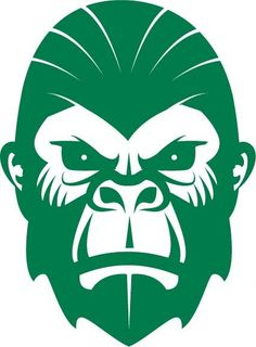 Tribal Gorilla vinyl decal car sticker