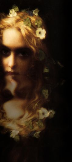 *Photo inspired by Ophelia by Antoine-Auguste-Ernest Hebert*