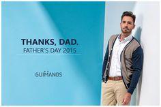 Happy Father's Day! // Feliz Dia do Pai!  #Guimanos